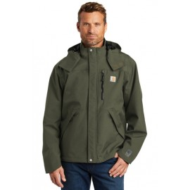 Carhartt Shoreline Jacket Custom Printed