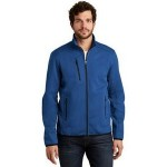 Custom Embroidered Eddie Bauer Men's Dash Full-Zip Fleece Jacket