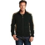 Port Authority Men's Camouflage Microfleece Full-Zip Jacket Custom Embroidered