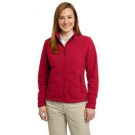Port Authority Ladies Value Fleece Jacket Custom Printed