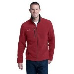 Custom Printed Eddie Bauer Men's Full-Zip Fleece Jacket