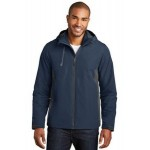 Logo Imprinted Port Authority Men's Merge 3-in-1 Jacket