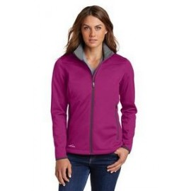 Eddie Bauer Ladies' Weather-Resist Soft Shell Jacket Logo Imprinted
