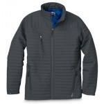 Storm Creek Men's Eco-Insulated Quilted Jacket Custom Embroidered