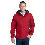 Eddie Bauer Men's Rain Jacket Custom Printed