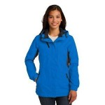 Custom Embroidered Port Authority Ladies' Cascade Waterproof Jacket
