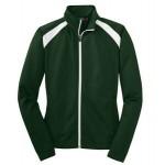Custom Embroidered Sport-Tek Ladies' Tricot Track Jacket