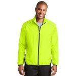 Port Authority Zephyr Reflective Hit Full-Zip Jacket Logo Imprinted