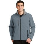 Logo Imprinted Port Authority Men's Glacier Soft Shell Jacket