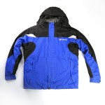 Custom Embroidered 3 in 1 Outdoor Jackets with detachable fleece inside lining