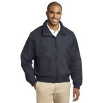 Port Authority Lightweight Charger Jacket Custom Printed