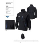 Custom Embroidered Columbia Men's Omni-TECH Match Play Full Zip Jacket - Blank
