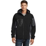 Port Authority Men's Waterproof Soft Shell Jacket Custom Printed