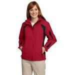 Custom Printed Port Authority Ladies All-Season II Jacket