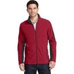 Logo Imprinted Port Authority Summit Fleece Full Zip Men's Jacket