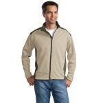 Custom Embroidered Port Authority Men's Two-Tone Soft Shell Jacket