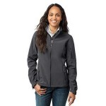 Eddie Bauer Ladies' Soft Shell Jacket Logo Imprinted