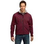 Port Authority Men's Tall Glacier Soft Shell Jacket Logo Imprinted