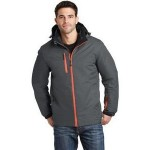 Custom Printed Port Authority Men's Vortex Waterproof 3-in-1 Jacket
