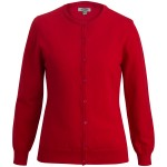 Custom Imprinted Jewel Cotton Cardigan