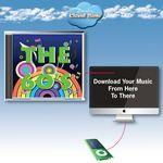 Custom Printed Cloud Nine Acclaim Greeting with Music Download Card - RD06 60's Rock V1 & V2
