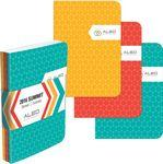"ValueColor™ - NotePad TriPac w/GraphicWrap (3 Count) (5""x7"") Custom Imprinted"