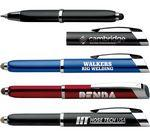 Terranova™ Triple Function Pen Custom Engraved