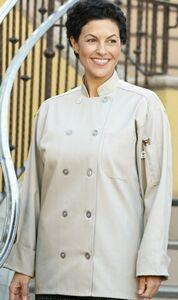Easy Style Chef Coat (2XL-3XL)