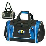Jumbo Travel Duffel Bag Logo Branded