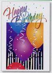 Happy Birthday Special Occasion Card Custom Imprinted