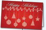 Logo Branded Deck the Halls Greeting Card