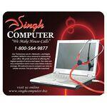 Custom Printed Mouse Pads - Econo Rectangle