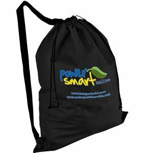 Non-Woven Laundry Duffel Bag w/Full Color (25