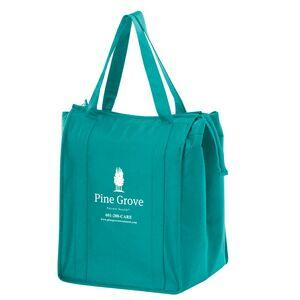 Insulated Non-Woven Grocery Tote Bag w/Insert (13