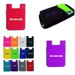Custom Printed Silicone Cell Phone Wallets