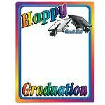 Personalized Happy Graduation Partygraph