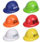 Hard Hat /Helmet Stress Reliever Custom Printed