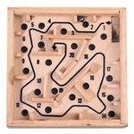 Custom Printed Wooden Maze Game