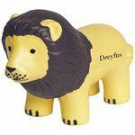 Lion Squeezies Stress Reliever Custom Imprinted