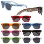 Translucent Sunglasses Custom Imprinted