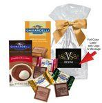 Ghirardelli Sampler Gift Bag Custom Printed