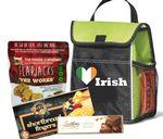 Custom Printed Irish Snack Gift Cooler