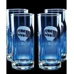 Set of Four Skyline Classic Cooler (16 Oz.) Custom Imprinted