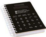 Calculator Notebook Custom Printed