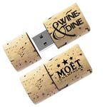 Cork Flash Drive CK (2 GB) Logo Branded