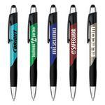 iSaturn™ Pen + Stylus Imprinted Logo