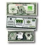 Handmade Plantable Million Dollar Bills Logo Branded
