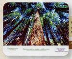 "Recycled Hi Definition Mouse Pad (1/4"" Thick) (7 1/2"" x 6-1/2"")"