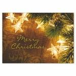 Logo Printed Country Chick Decorations Holiday Card w/ White Unlined Fastick® Envelope