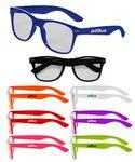 Promotional Clear Lens Sunglasses